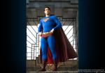 スーパーマン(新コスチューム)