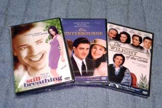 北米盤DVD-表