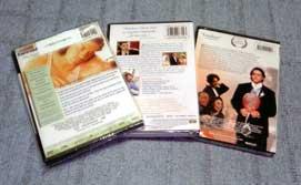 北米盤DVD-裏